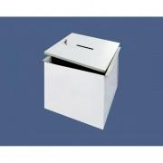 Kovová volební urna