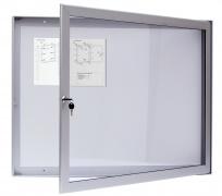 Vitrína iV40 - otevřená